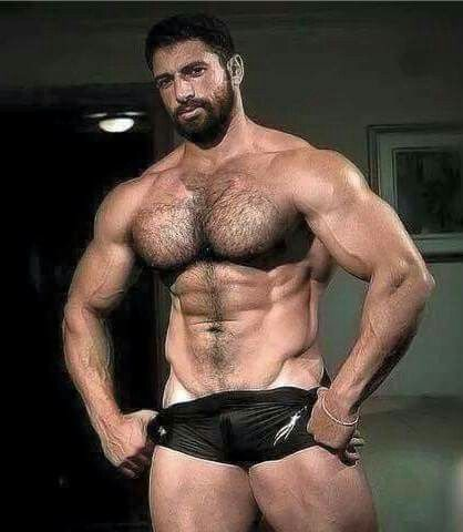Warburton chest Patrick hairy