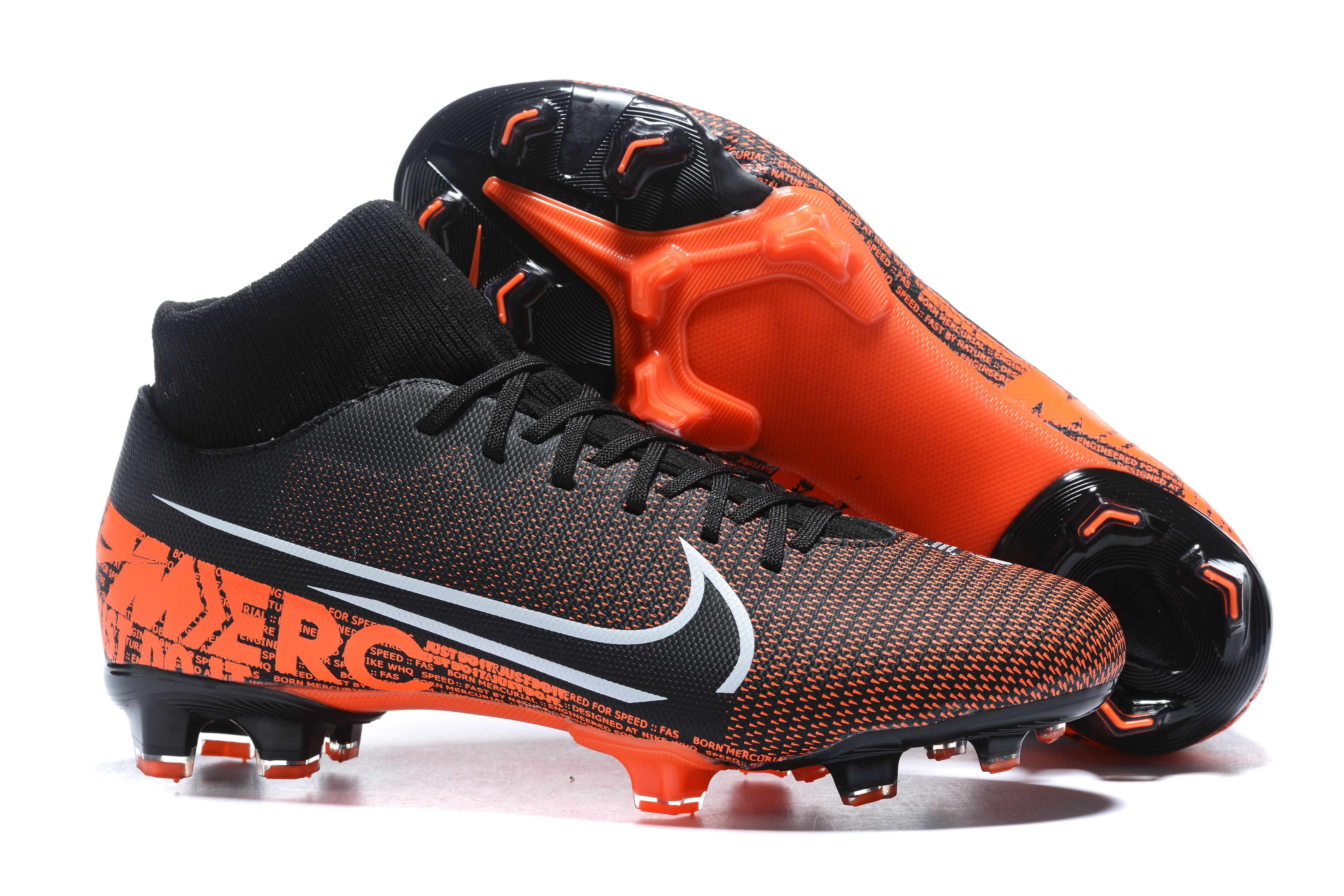 Pin By Cleats Head On Nike Mercurial Superfly In 2020 Superfly Sport Shoes Black And Red