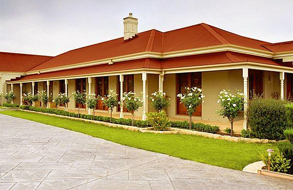 Bullnose Verandah Red Roof Google Search 1890s House