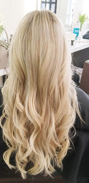 Extensions expert kacey welch gives her client a perfect blonde extensions expert kacey welch gives her client a perfect blonde highlight blend and adds in some pmusecretfo Image collections