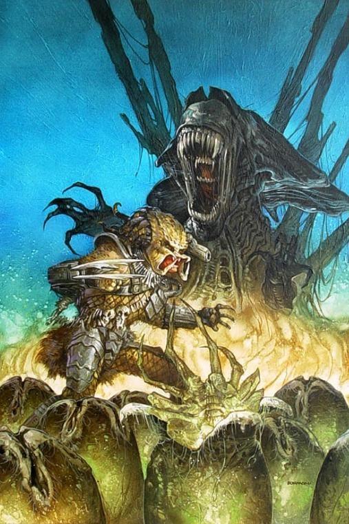 Photo of Alien vs Predator