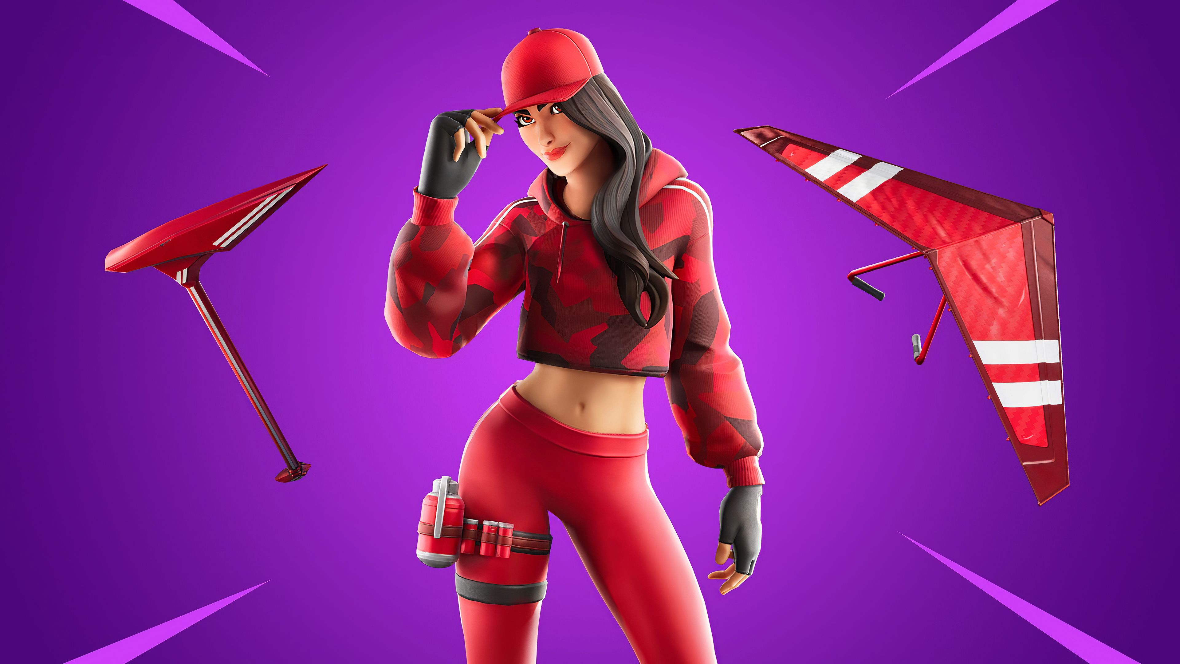 Fortnite Chapter 2 Ruby Outfit Hd Wallpapers Games Wallpapers Fortnite Wallpapers Fortnite Chapter 2 Wallpapers 4k Wall Gamer Girl Hot Fortnite Skin Images Fortnite chapter 2 wallpaper hd 4k