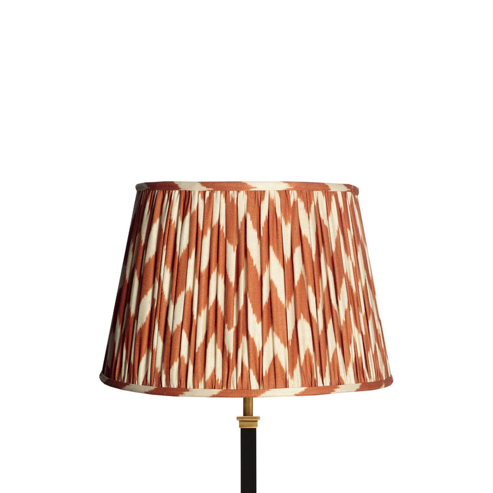 35cm Pleated Daun Cotton Lampshade