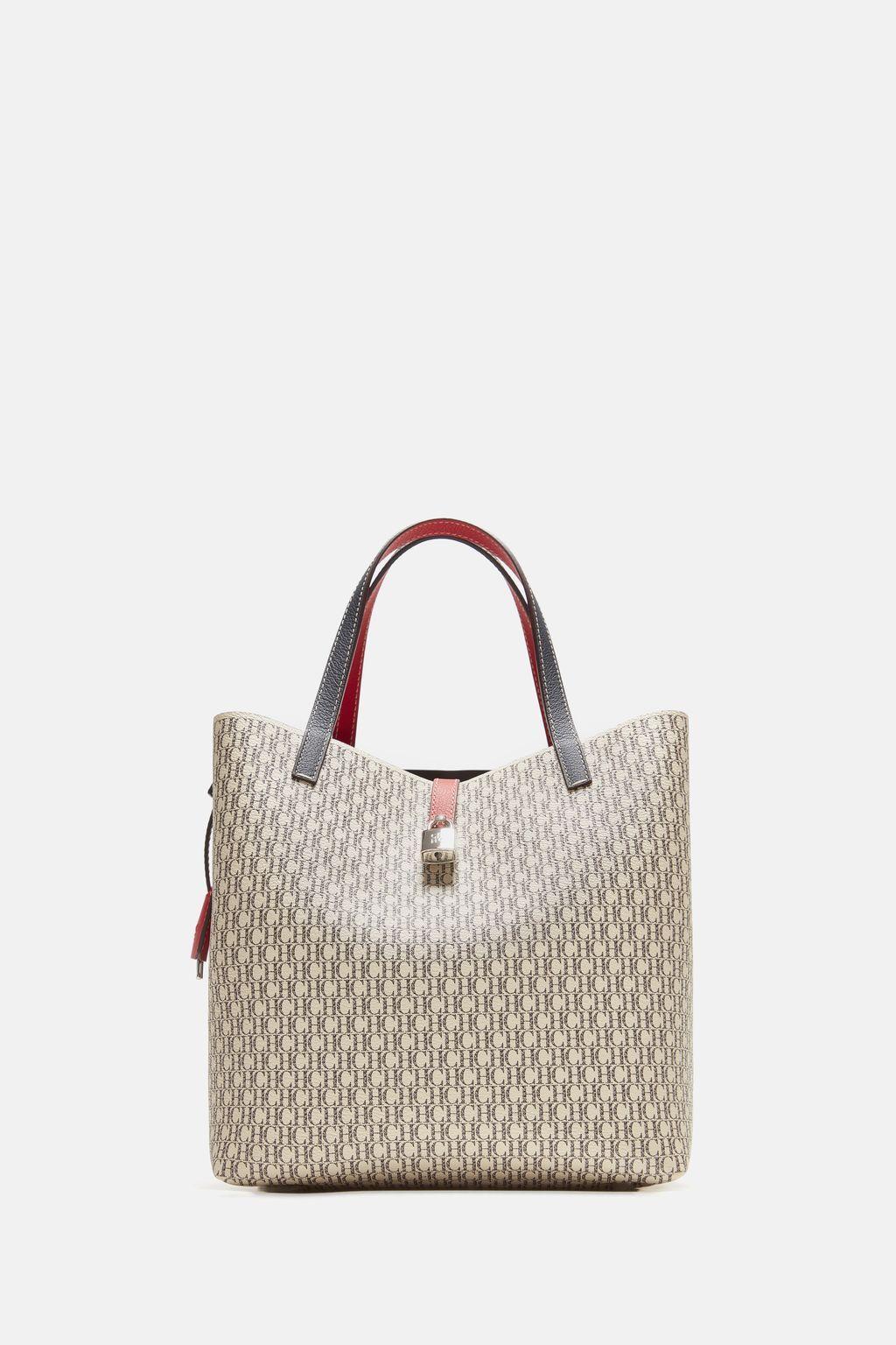 d6e011025 Matryoshka Locked M | Medium shoulder bag Ch Carolina Herrera, Luxury Bags,  Hand Bags