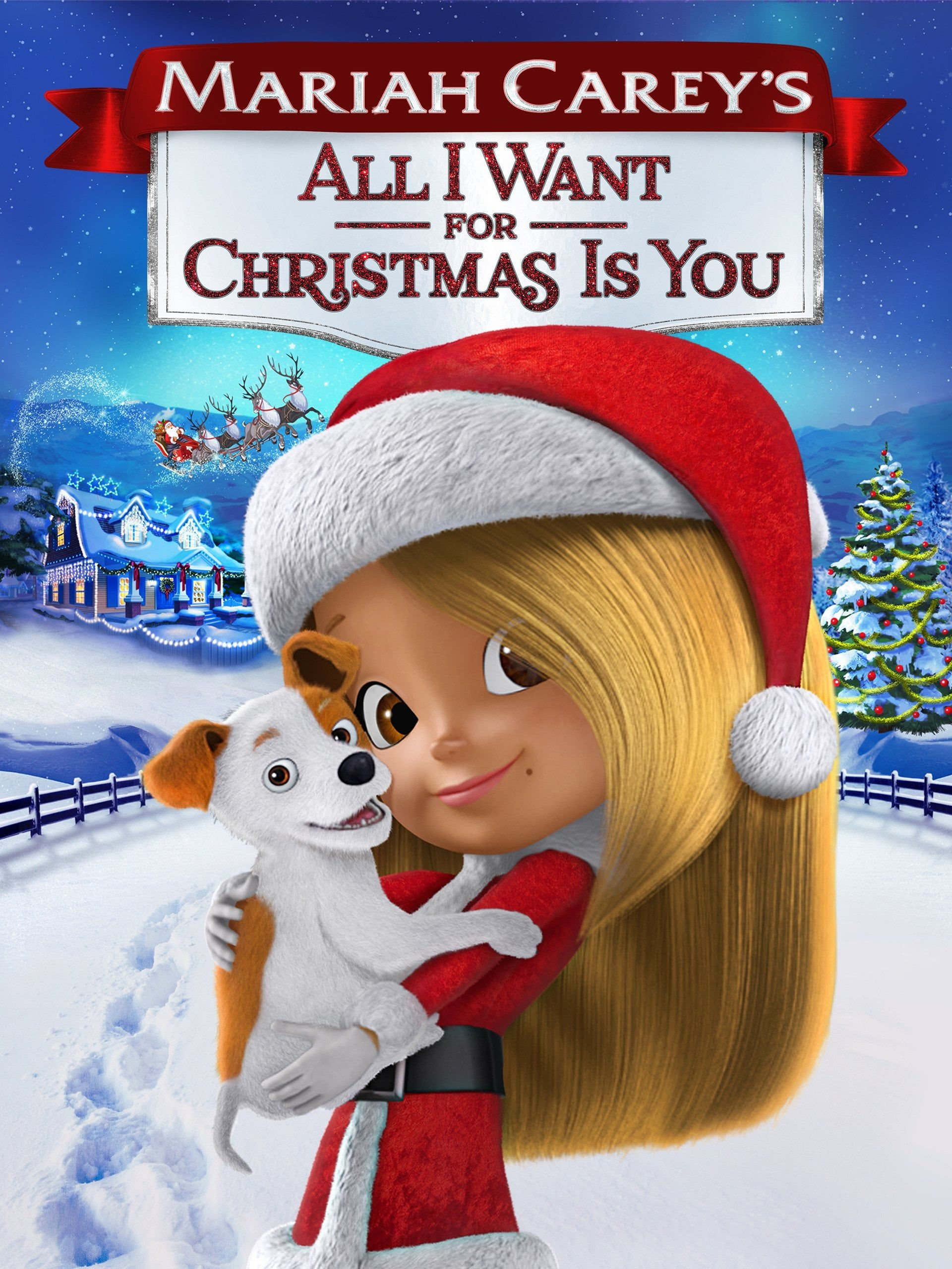 27 Christmas Movies On Amazon Prime That Will Make Your Holidays Merry And Bright Mariah Carey Christmas Movies Mariah