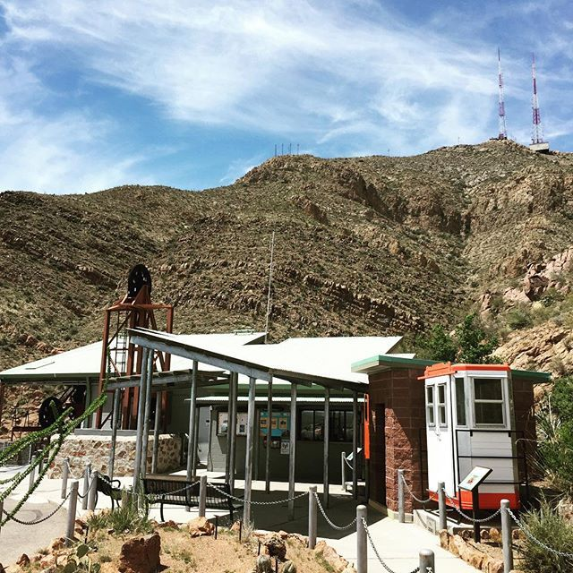 #Franklin #mountains #state #park #wyler #aereal #tramway #k26kj #multimediostvjuarez #tv #broadcast #towers #elpaso #texas