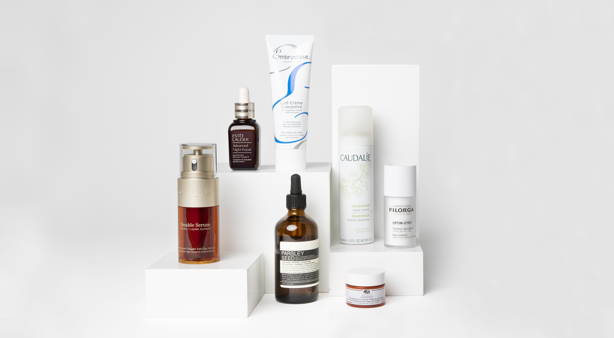Discover discount skin care products from top luxury