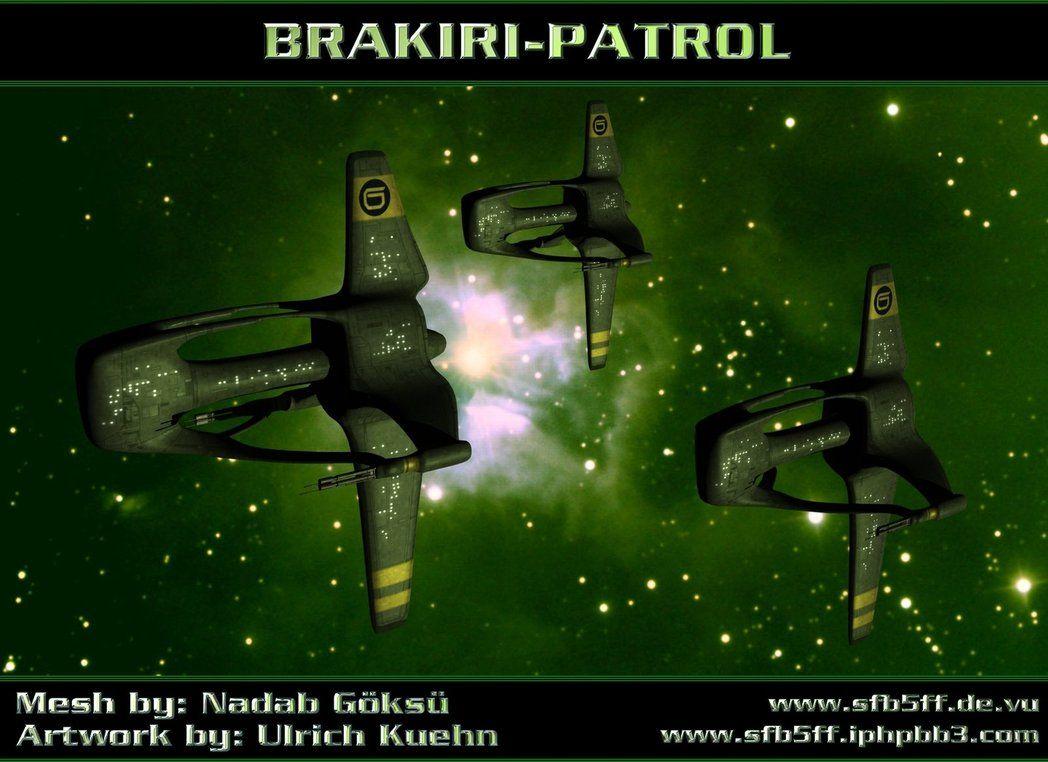 Brakiri Patrol By Ulimann644 On Deviantart Babylon 5 Babylon