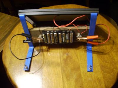 Stealth Survival : DIY Solar Battery Charger - Maximizing Your Solar Power Output