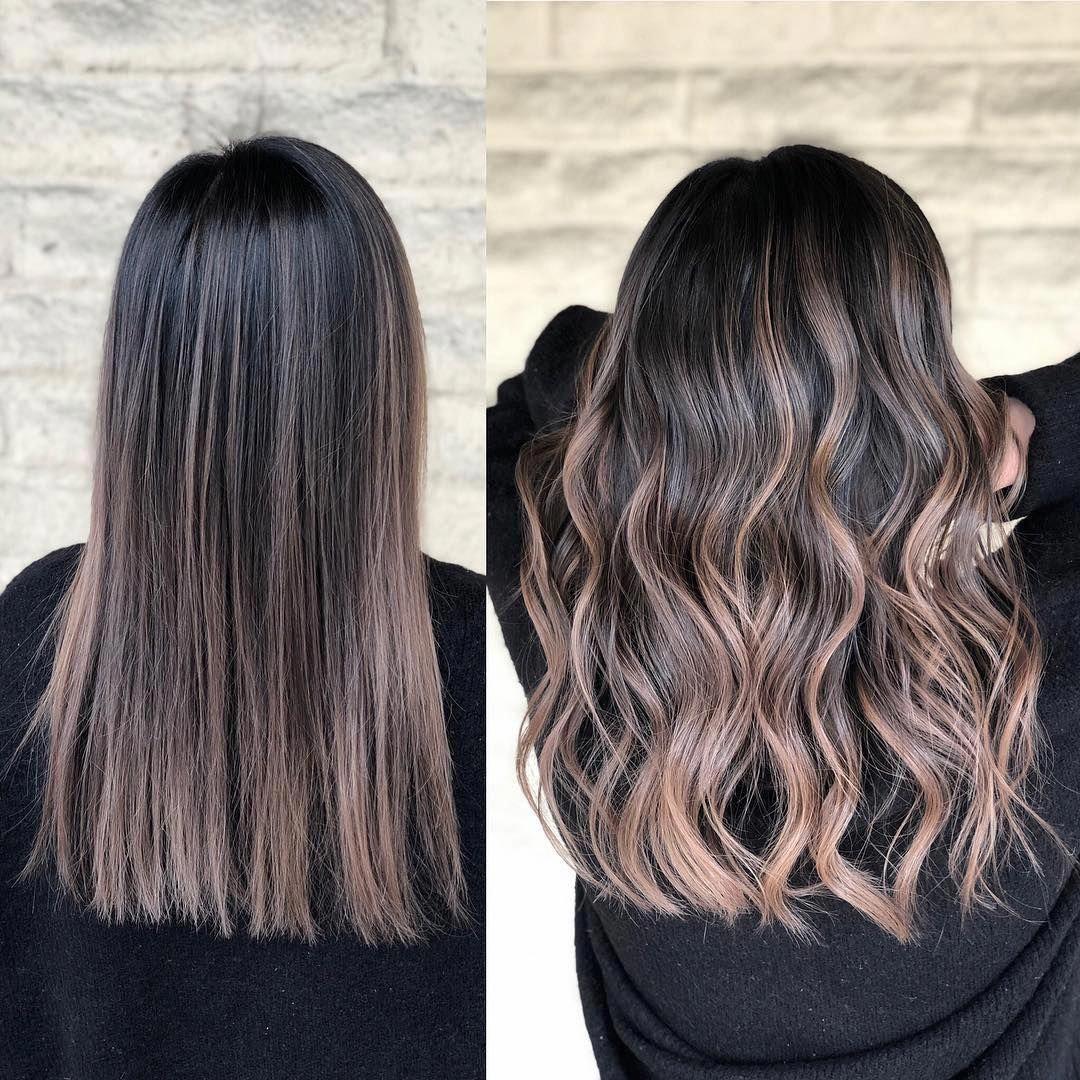 Pin On Dark Brown Hair Trends