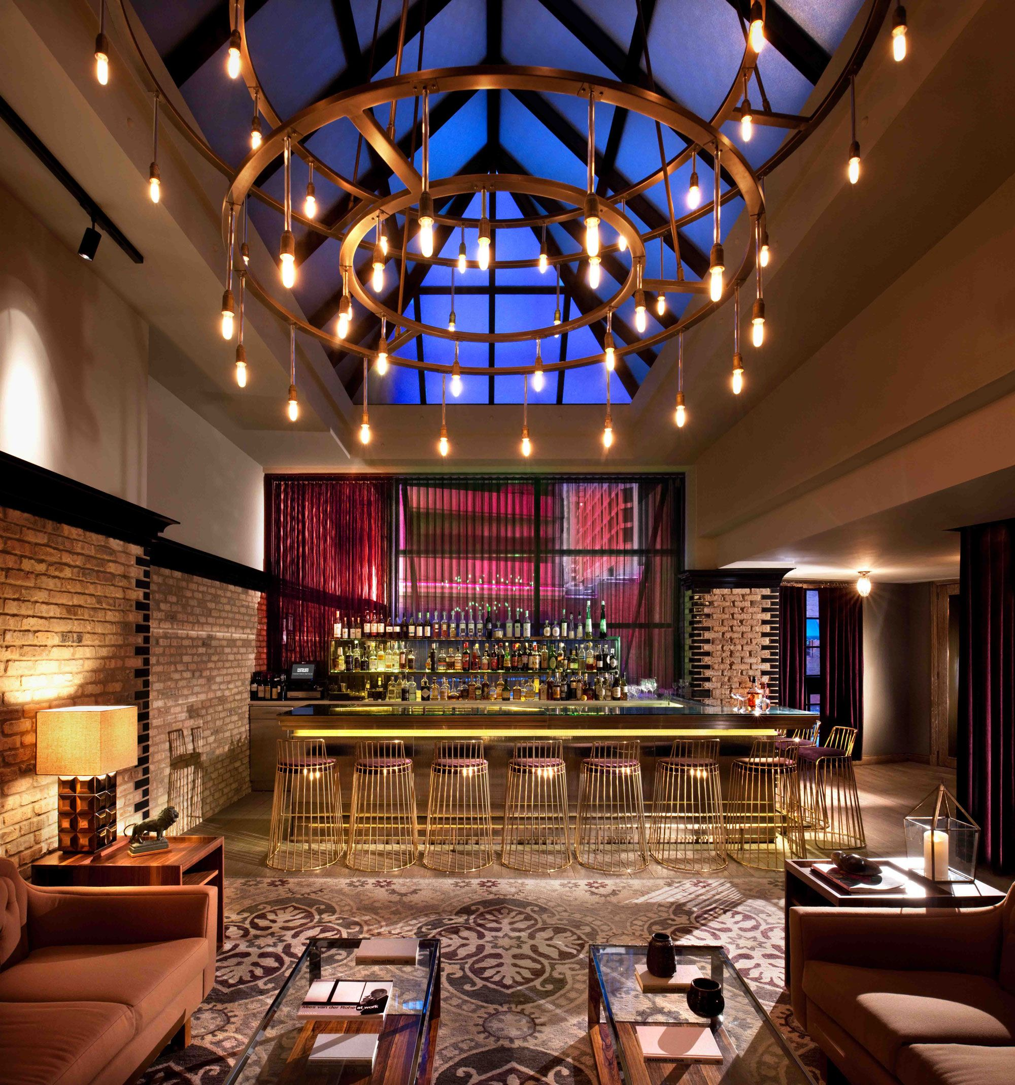 Lounge Bar Designs