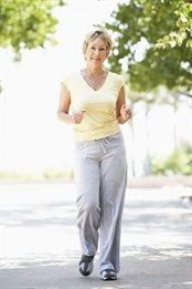 Whether your loved one has been dealing with COPD for a while or has just been recently diagnosed, his doctor has likely recommended some form of exercise to help him stay healthy. One of the easiest exercises that your loved one can start out with is walking. Always talk to your loved one's doctor before beginning a new exercise plan.