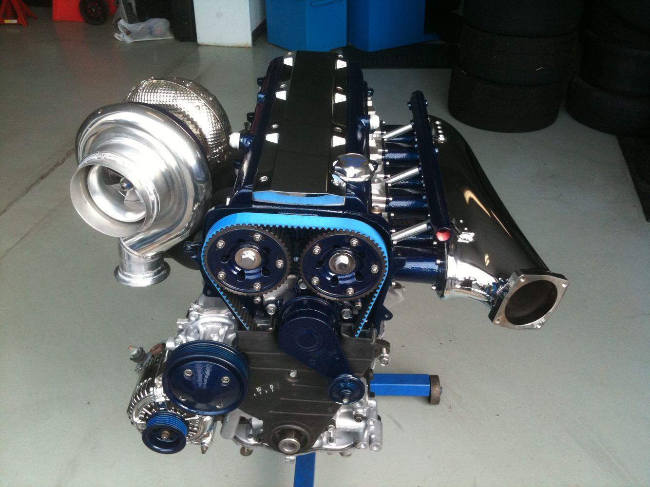 Toyota Supra Turbo 2JZ engine I built  | Automotive | Toyota