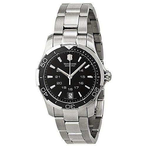 Women's Wrist Watches - Victorinox Swiss Army Womens 241305 Alliance Sport  Lady Black Dial Watch * You can … | Womens watches, Women wrist watch, Swiss  army watches