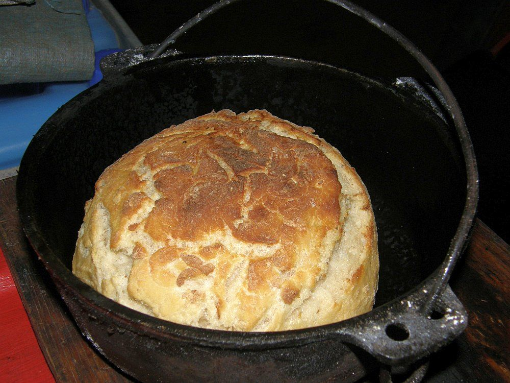 Damper....Aussie Bush Tucker Bread..