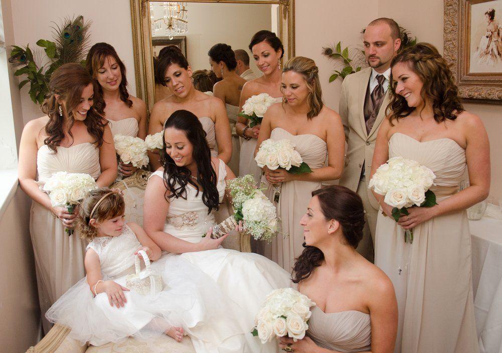 Bridal Party, Wedding