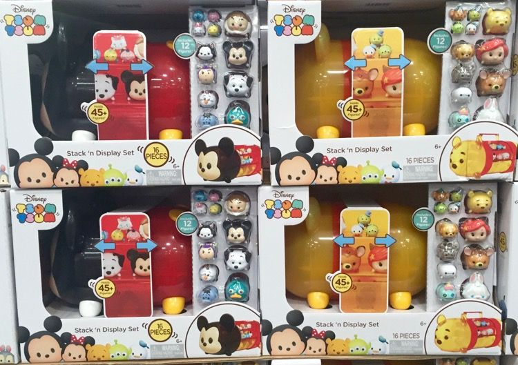 f0574a13700 What to Expect at Costco (October 2016 | Tsum Tsum | Costco, October ...