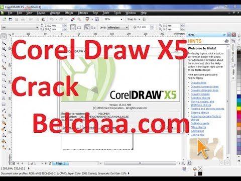 keygen corel draw x5 online