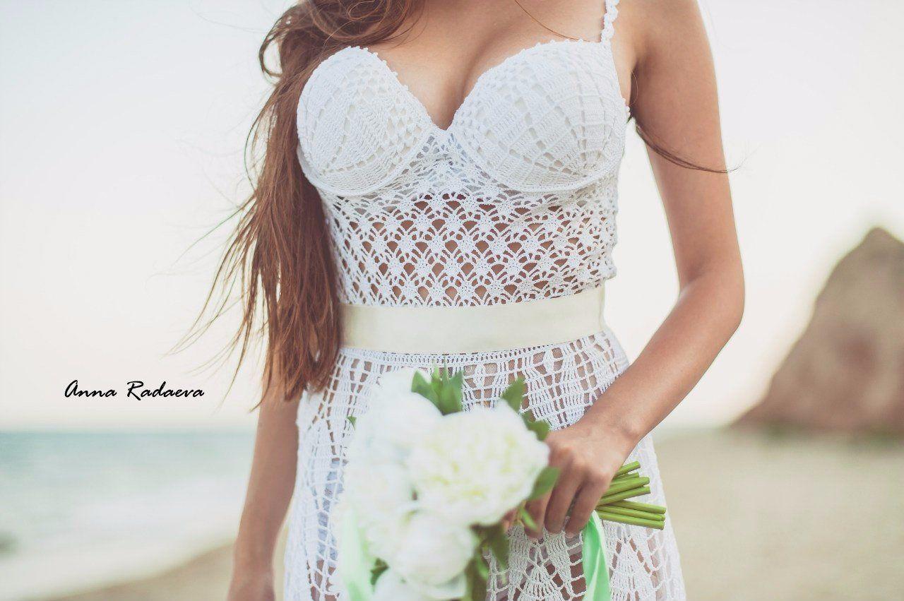 Patrones para hacer un vestido de novia