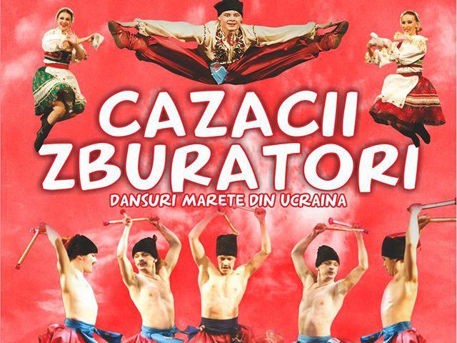 Cazacii zburatori vin la Timisoara | timisoaraazi