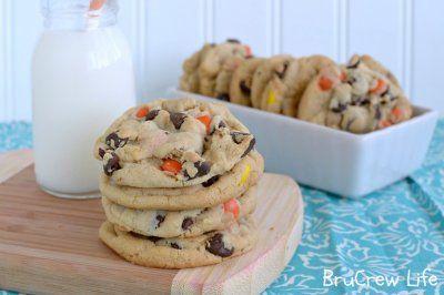 pb pudding cookies