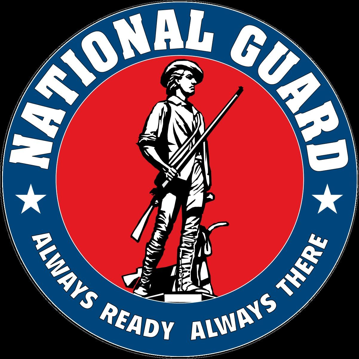 Army National Guard Logo Over 5 million members get