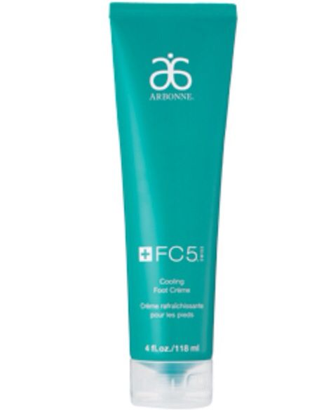 Arbonne Cooling Foot Cream Treat Your Feet With This Luxurious