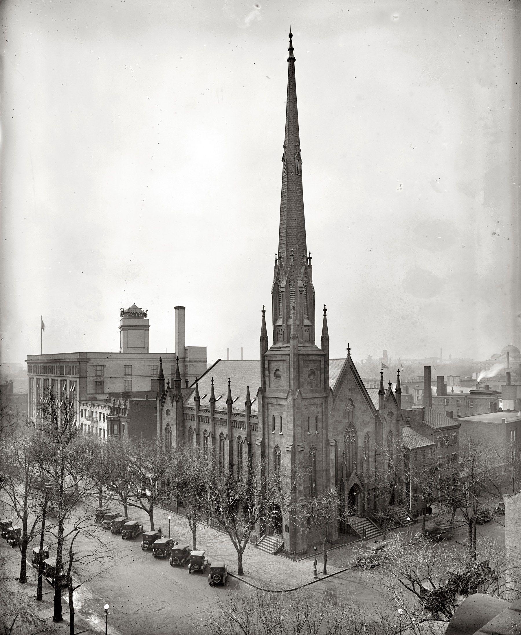 Metropolitan Methodist Church, C Street, Washington, D.C.