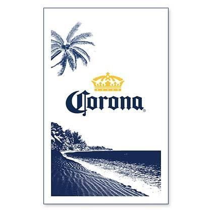 Corona Beach Towel