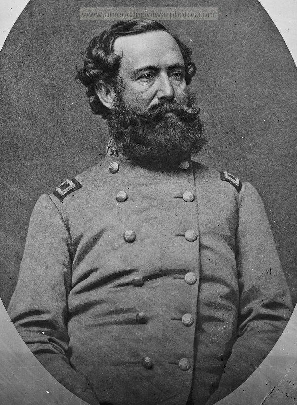 Confederate General Wade Hampton, C.S.A. Civil war