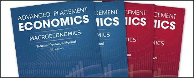 Advanced Placement Economics By Cee Advanced Placement High School Fun Economics