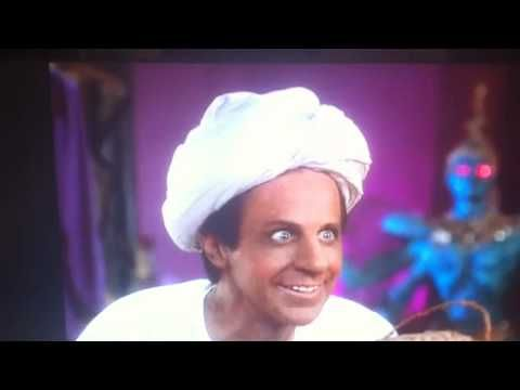 Master of Disguise Indian Guy - I love Dana Carvey. I know this movie was dopey but I still laugh at some scenes. He did some great impressions in this movie.
