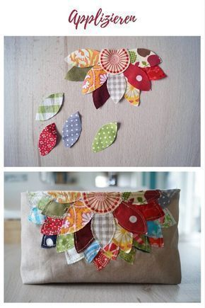 30 good sewing ideas for your leftovers #stoffresteverwerten