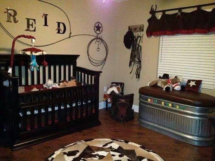 Baby Room Boy Nursery Design