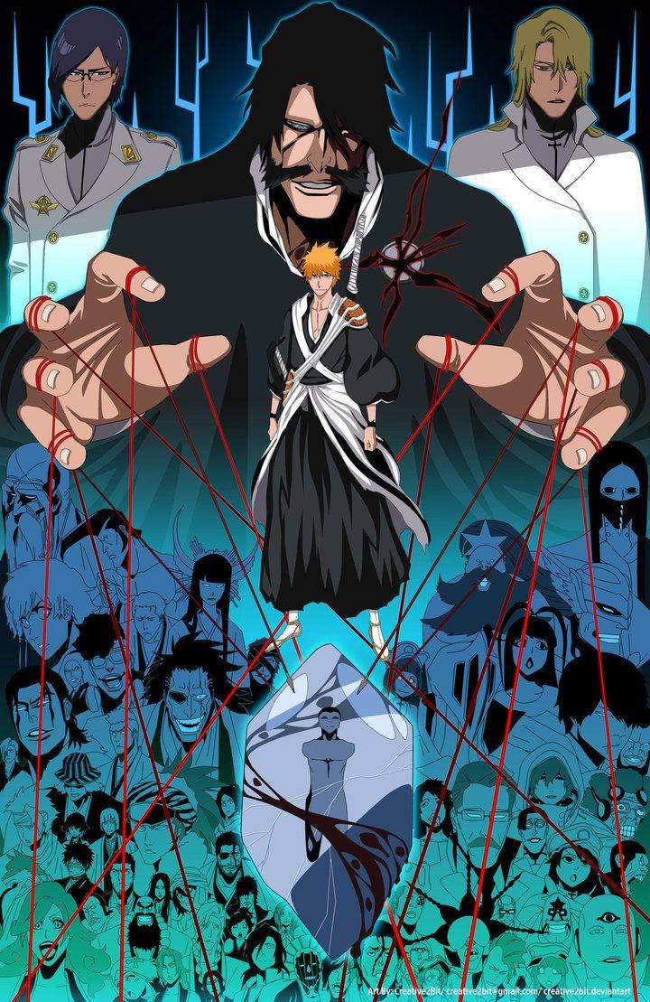 BLEACH: Poster (Master Puppeteer) by Creative2Bit ...