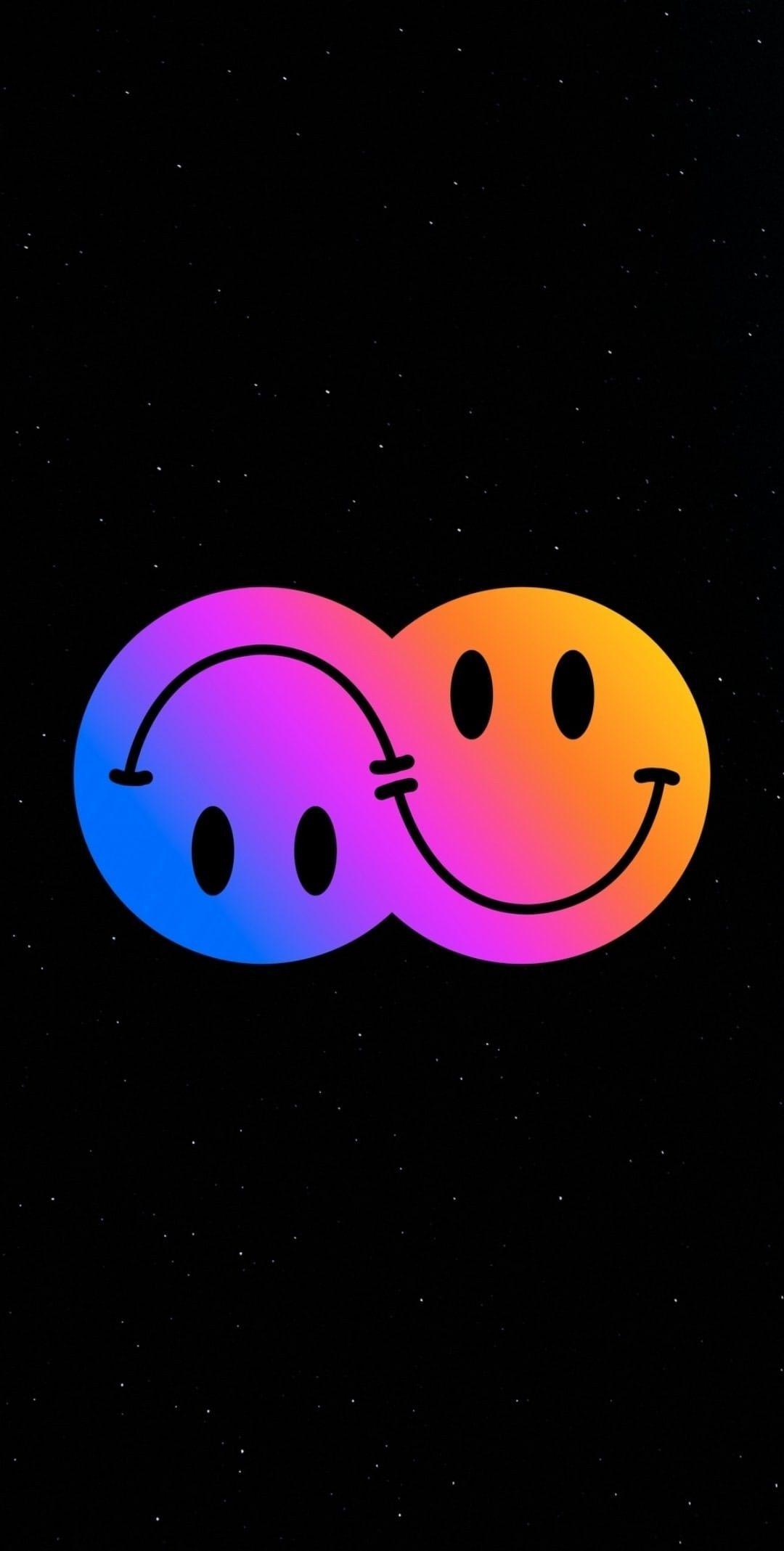 Wallpaper in 2020   Iphone wallpaper, Cute emoji wallpaper ...
