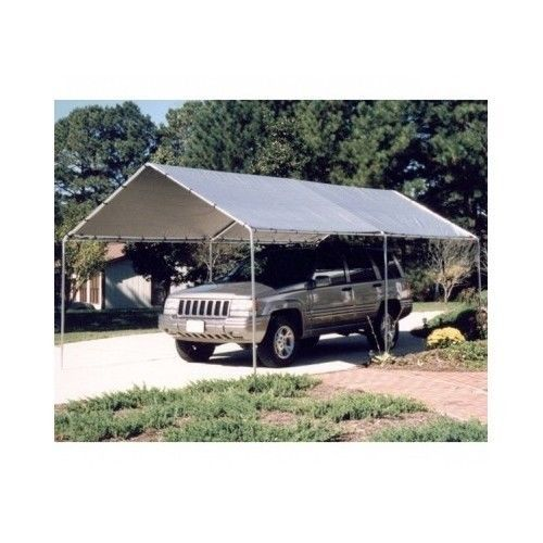 Canopy  sc 1 st  Pinterest & Replacement Canopy Top Silver #Outdoor #Canopies 10X20 #Car Ports ...