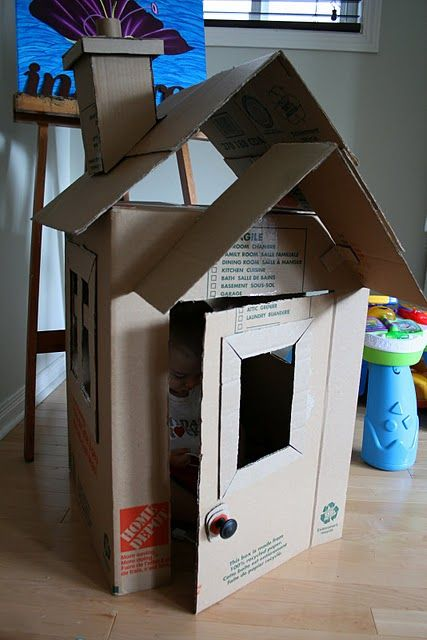 playful recycling!