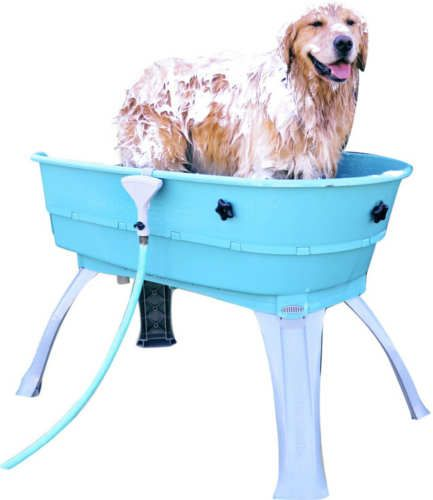 Booster Bath Large Portable Dog Bathing Tub Dog Bath Tub Dog