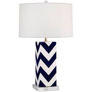 Beau Harvey Table Lamp Chevron   Google Search