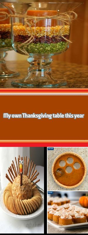 Photo of 35 Thanksgiving Table Centerpieces That Are S