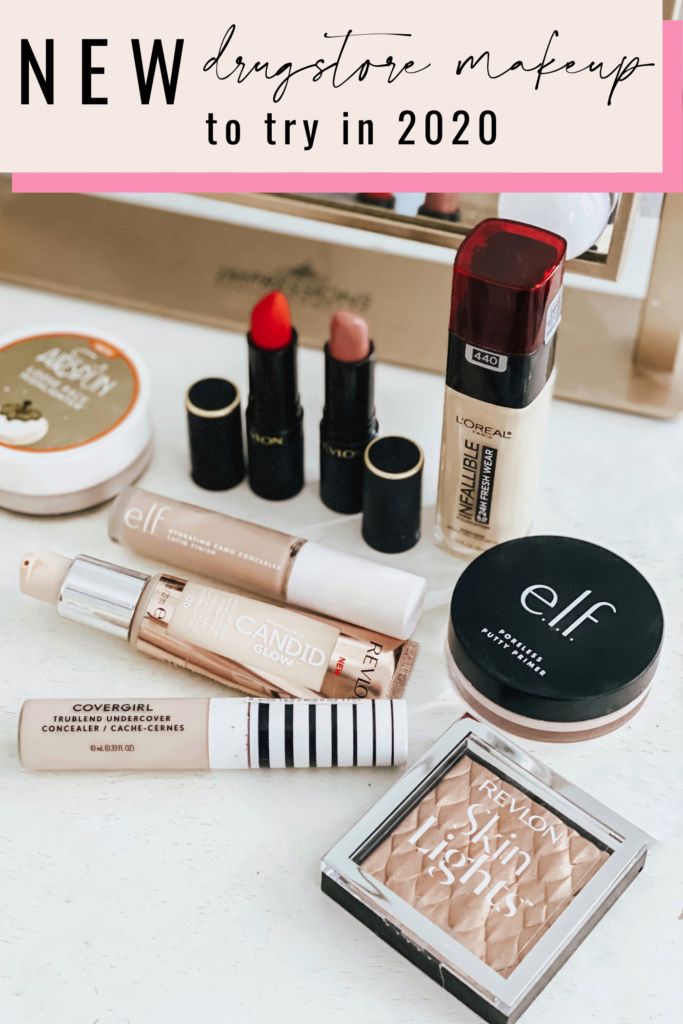 New Drugstore Makeup to Try in 2020 in 2020 Beauty