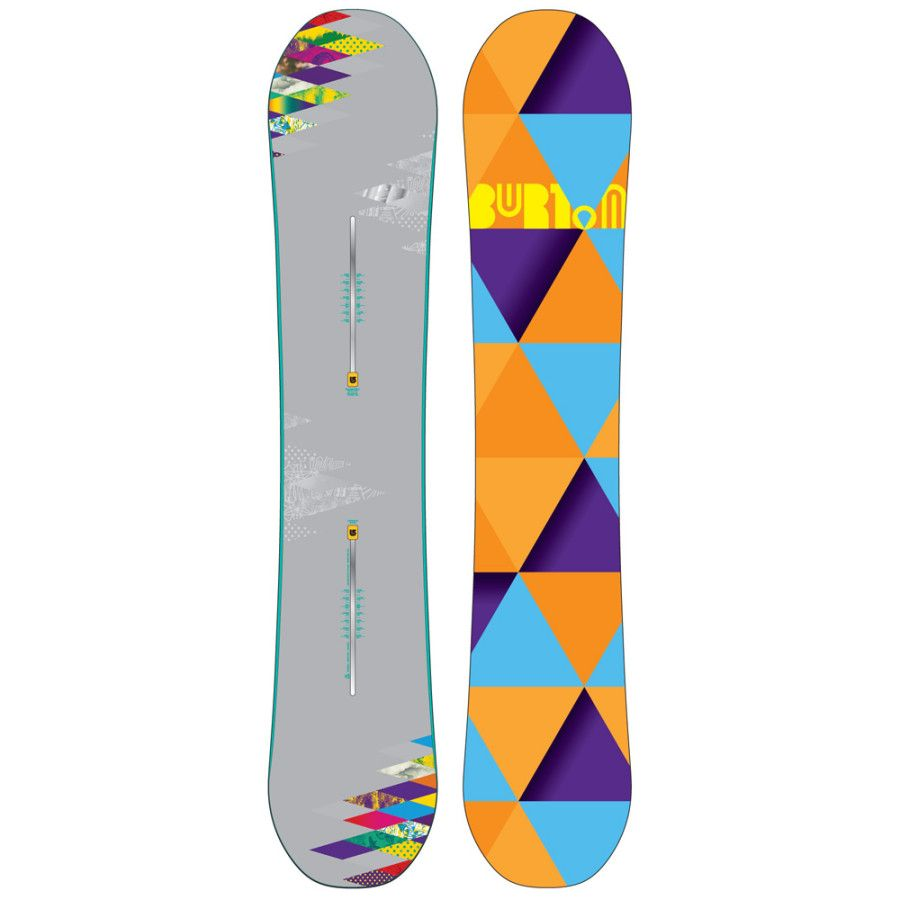 Burton Fortress Snowboard - Women's