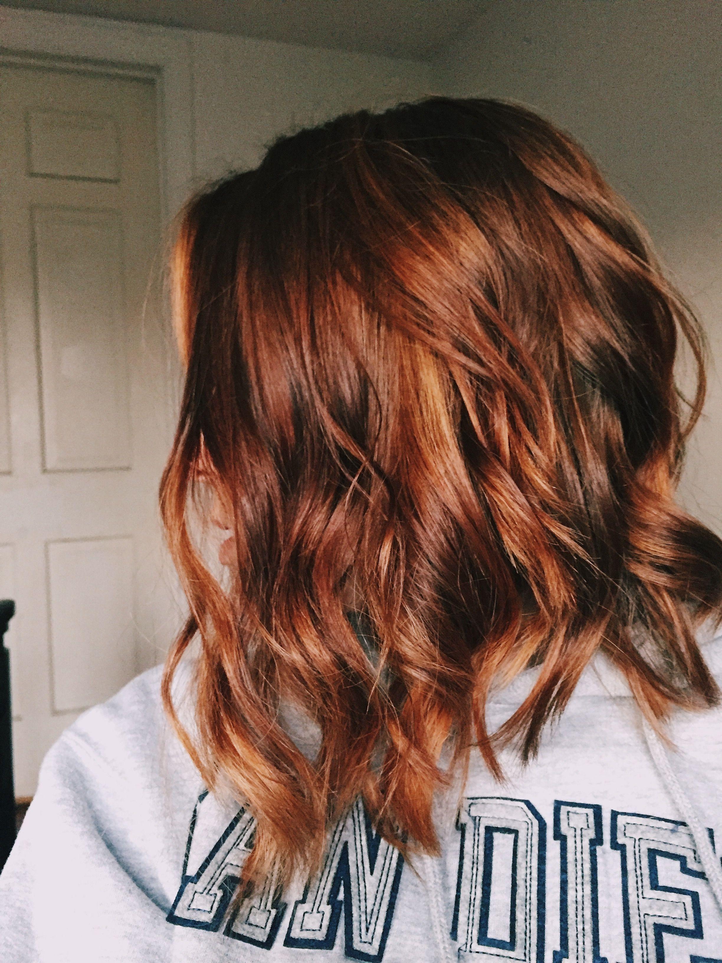 Reddish Brown Hair Hair In 2019 Hair Styles Hair