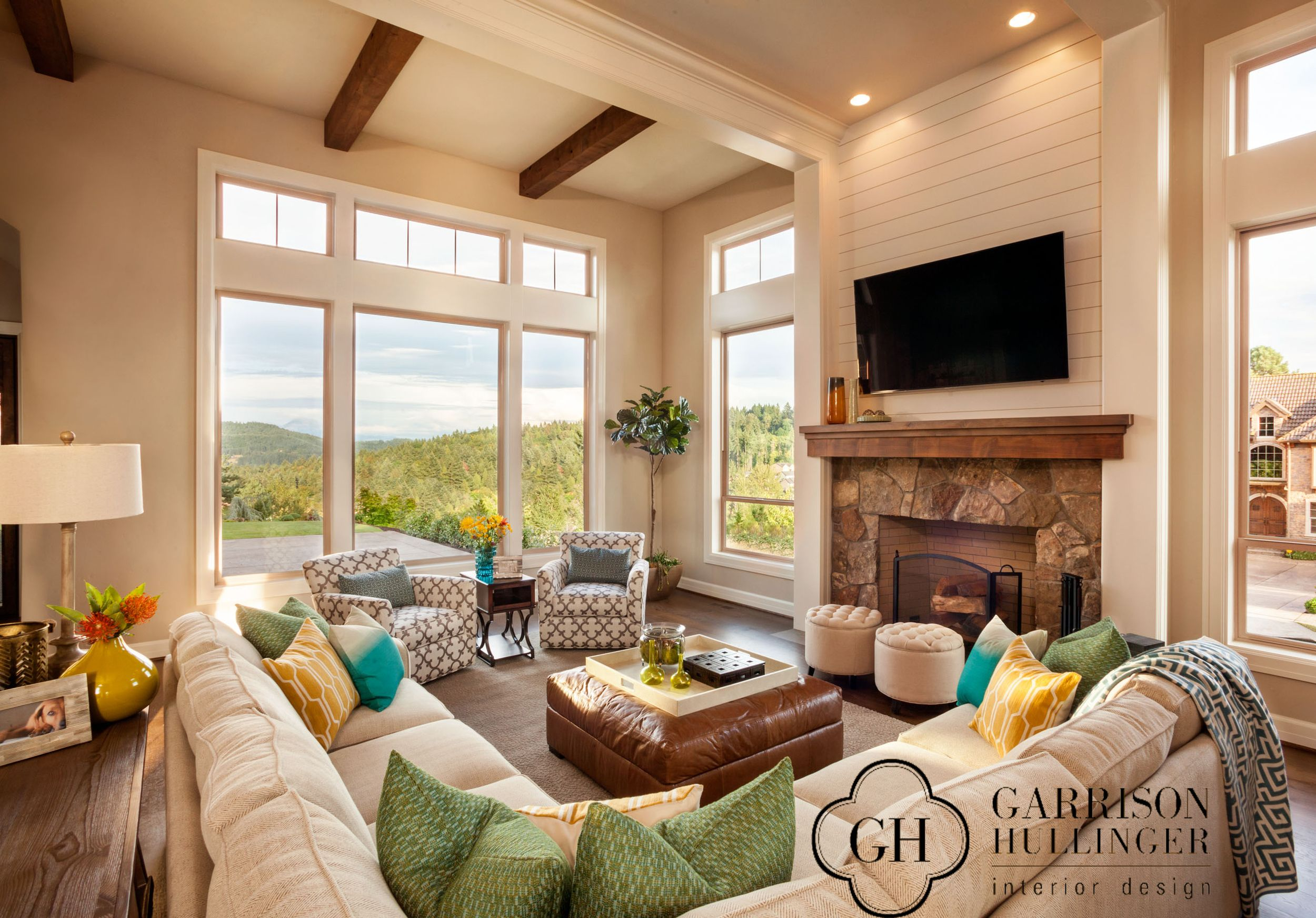 Amazing Pacific Northwest Interior Design And Furniture Inspiration