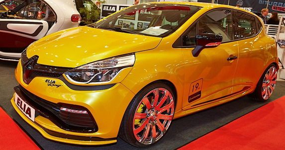 Elia Renault Clio Rs