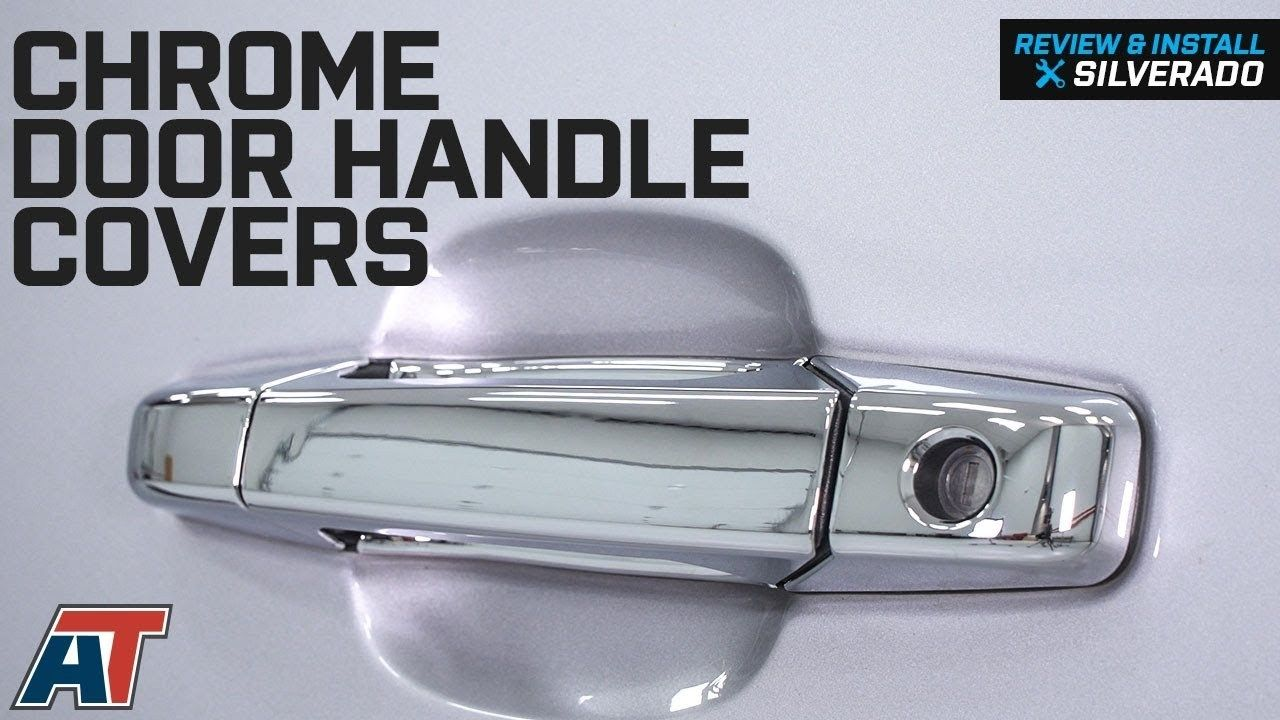 Pin By Blue Dodge On Trucks In 2020 Chrome Door Handles Door Handles Silverado