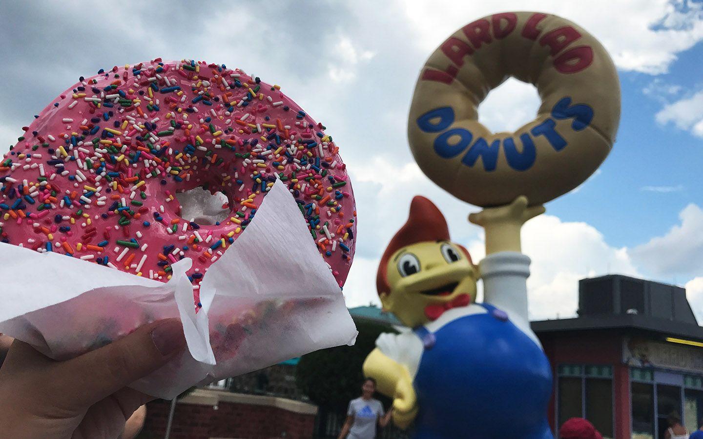 Lard Lad Donuts at Universal Orlando Resort