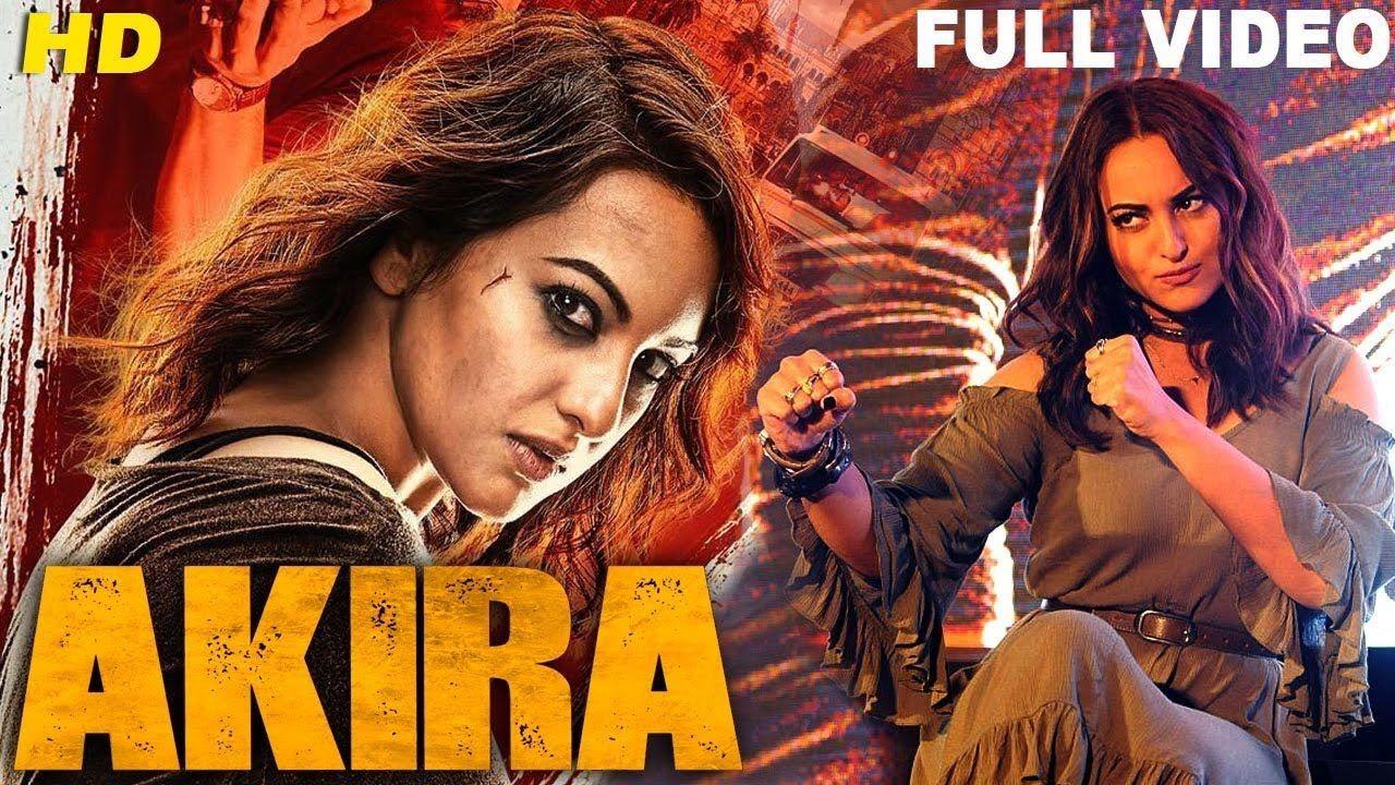Akira Hindi Full HD Movie 2016 l Sonakshi Sinha, Anurag