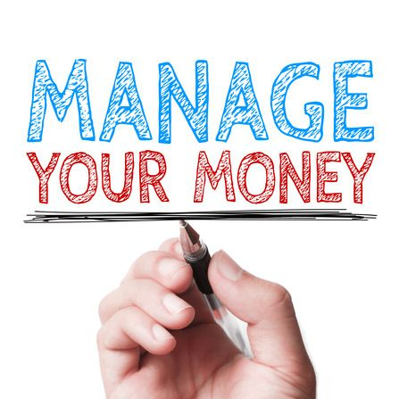 Manage Your Money Investing In Stocks Stock Financial Position Budget Planner